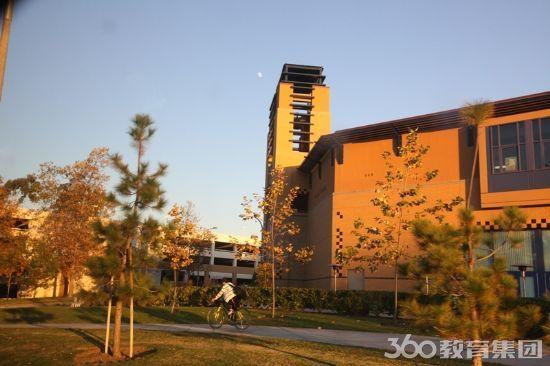 我被美国加州大学圣地亚哥分校和西雅图华盛顿