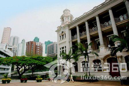 香港高校的优势不仅仅在奖学金