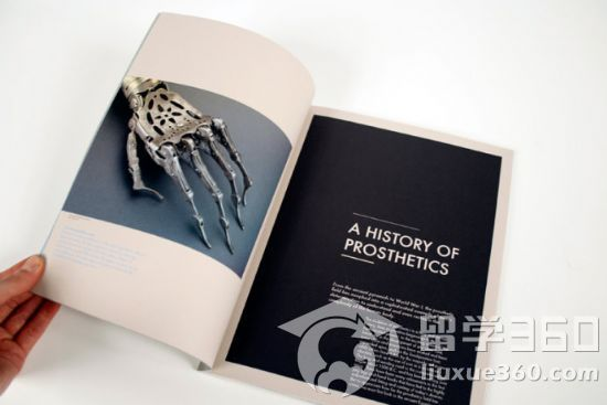 邓迪大学艺术与设计学院毕业展平面设计类作品欣赏