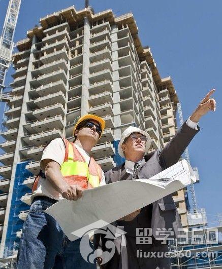 美国留学:土木工程专业就业三大方向   移民就业; 土木工程师; 美国