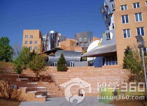 麻省理工学院校园风景一览