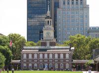 费城独立厅:1776年美国独立宣言于此签订