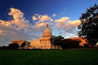 始建于1793年的美国国会大厦