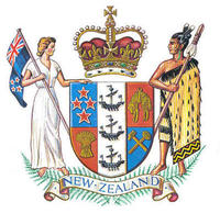 新西兰国徽