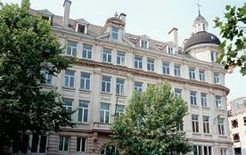 比利时圣路易斯大学提倡团结、开放和友谊的精神
