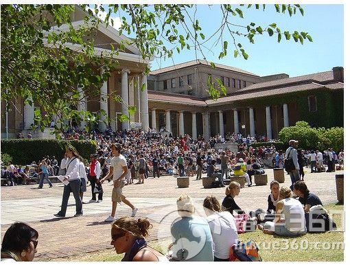 南非留学:开普敦大学院系设置详解