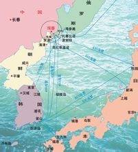 是中国从陆路进入日本海的唯一水上通道,依借这一通道,历史上珲春曾