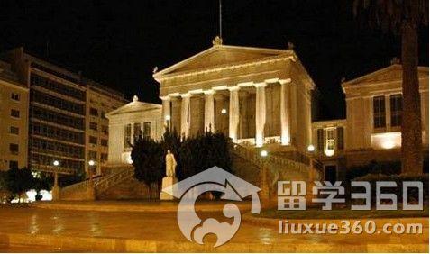 希腊留学:雅典大学院系及排名介绍