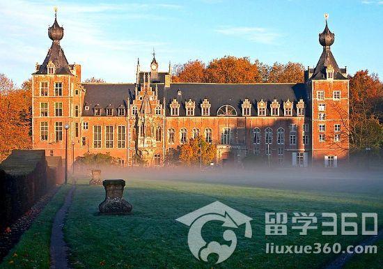 比利时留学:天主教鲁汶大学历史沿革 - 学校新