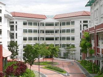 2018新加坡圣法兰西斯卫理公会教会学校学生服务