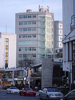 塞浦路斯首都尼科西亚