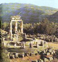 太阳神阿波罗神庙遗址