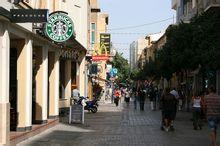 塞浦路斯街道文化