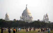 印度加尔各答麦丹广场