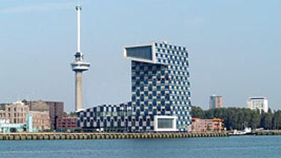 荷兰鹿特丹航运与运输大学的毕业生可以成为物流经理,海洋运输官员