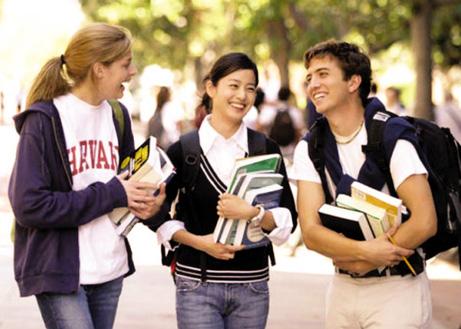 高中留学人群壮大(图片来源于网络)图片