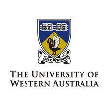 西澳大学校徽