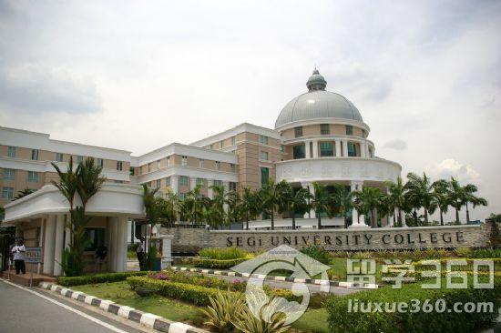 马来西亚世纪大学学校设施