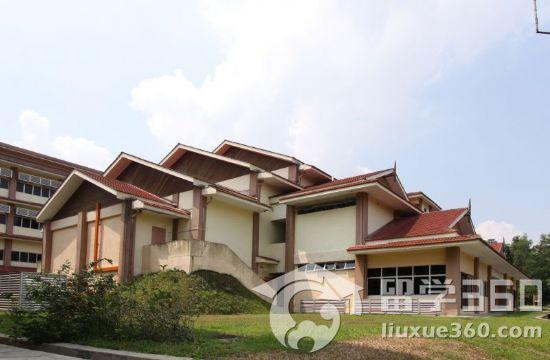 马来亚大学院系设置