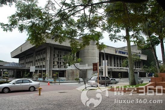 马来亚大学教学环境