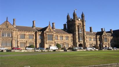 如何申请悉尼大学