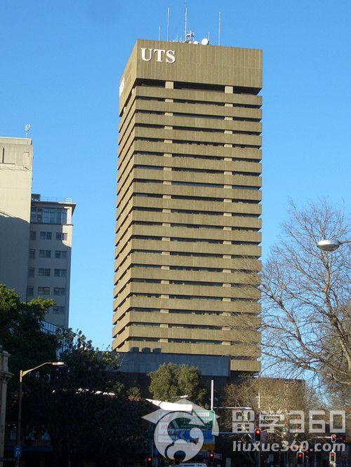 悉尼科技大学地理位置
