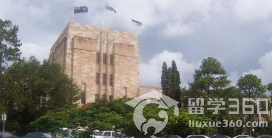 昆士兰大学历史