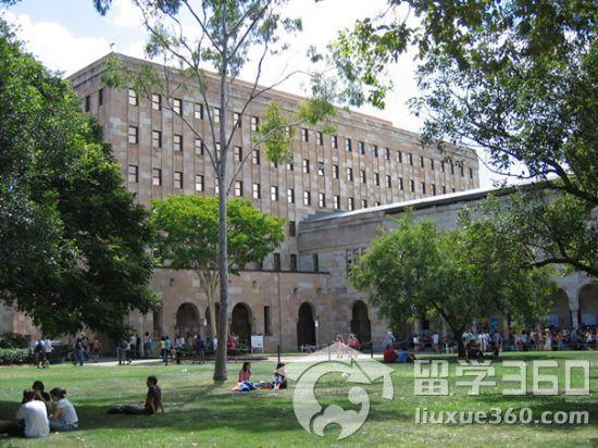 昆士兰大学优势