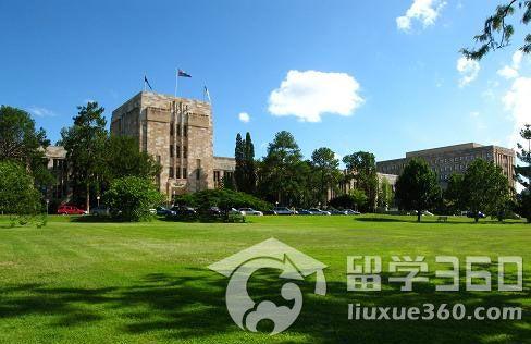 昆士兰大学研究设施