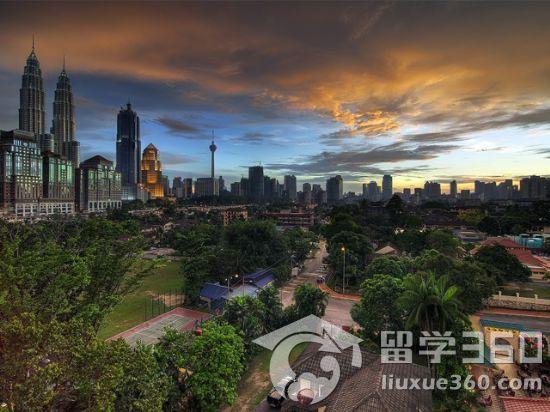 初中生留学马来西亚
