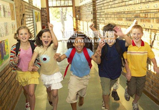 2017年新西兰留学:全方位解读新西兰中小学