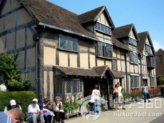 莎士比亚故乡小镇