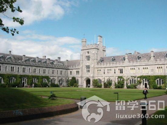 爱尔兰大学奖学金