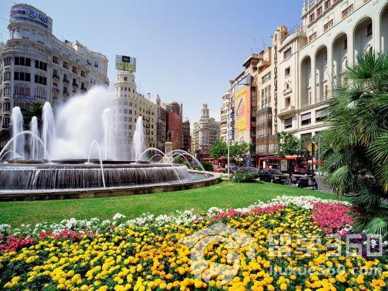 西班牙旅游签证申请手续介绍