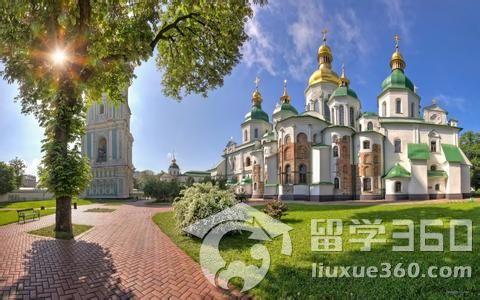 乌克兰留学