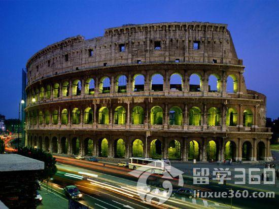 高中生意大利留学方案