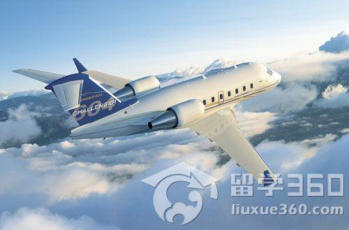 留学360:私人飞机服务价格更加亲民