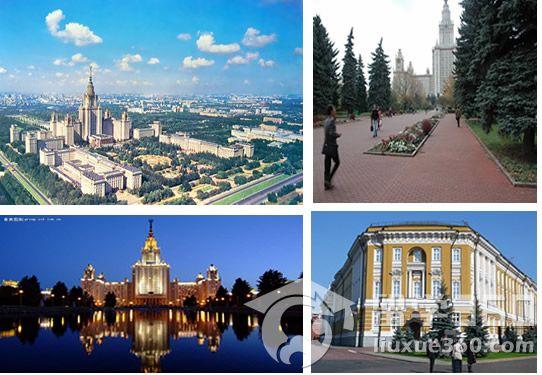 大学生留学俄罗斯