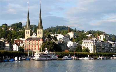 瑞士留学生活