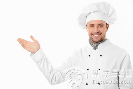 厨师的简笔画带步骤