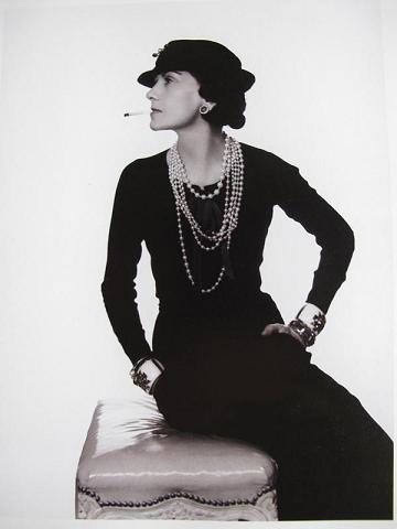 香奈儿 Gabrielle Chanel