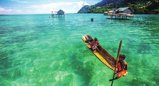 马来西亚旅游:现实世界中的梦境之岛享受潜水之旅
