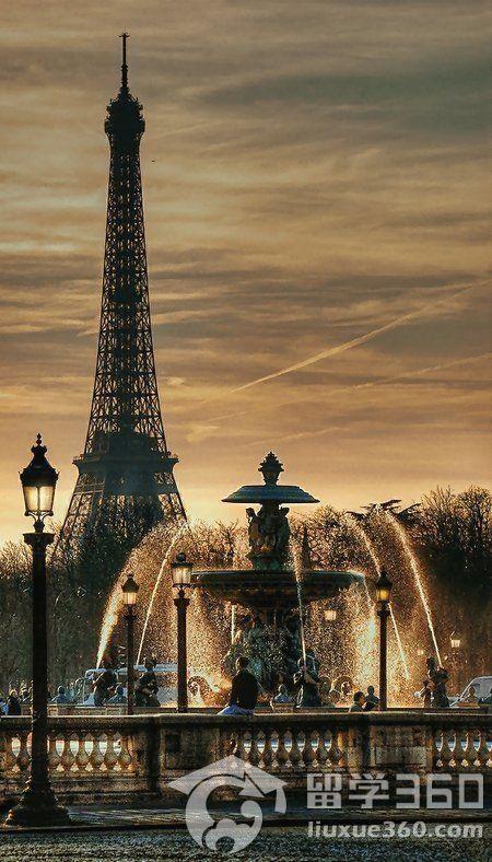 巴黎伦敦风景高清