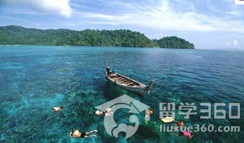 有个5泰国岛屿,分别是龟岛,帕岸岛,兰达岛,普吉岛和苏梅岛.