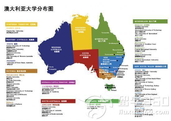 澳大利亚 关键词