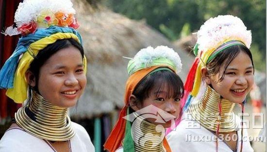 带你走进神秘的泰国清迈长颈族