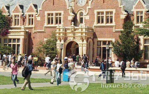新西兰林肯大学景观