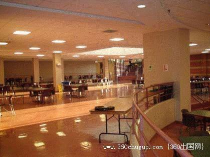 青岛理工大学餐厅图片