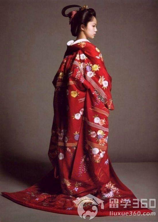 男式和服   纹付羽织袴