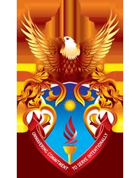 思特雅大学的徽章
